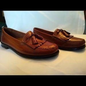 Men's Cole Haan Kilt/Tassel Loafers